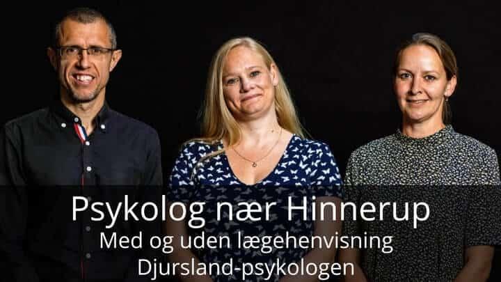 Djursland-psykologen - psykolog nær Hinnerup